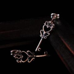 Heart key pierce